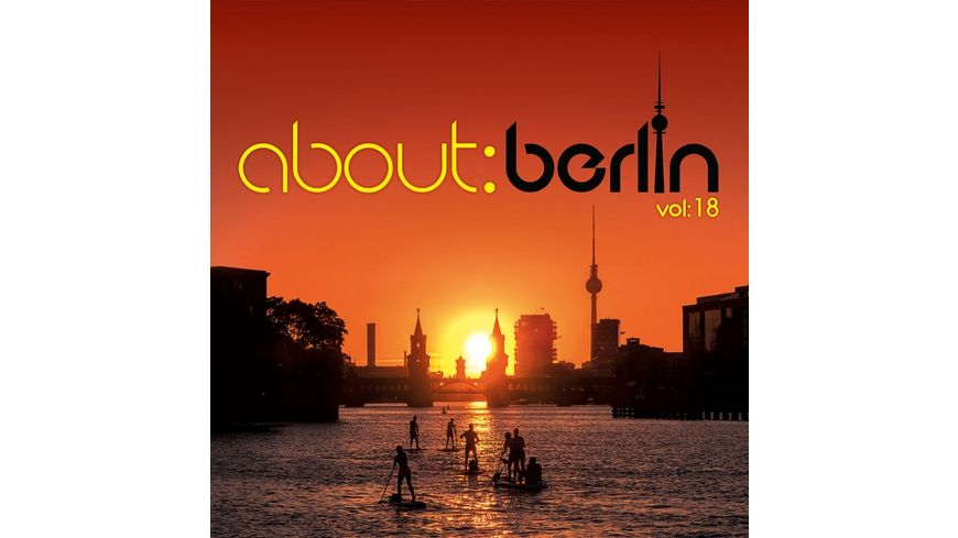 About Berlin Vol 18