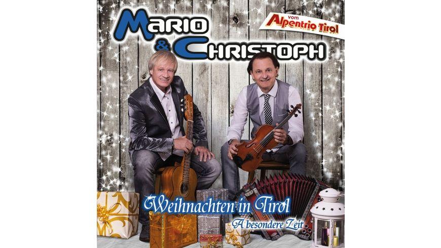 Weihnachten in Tirol A besondere Zeit