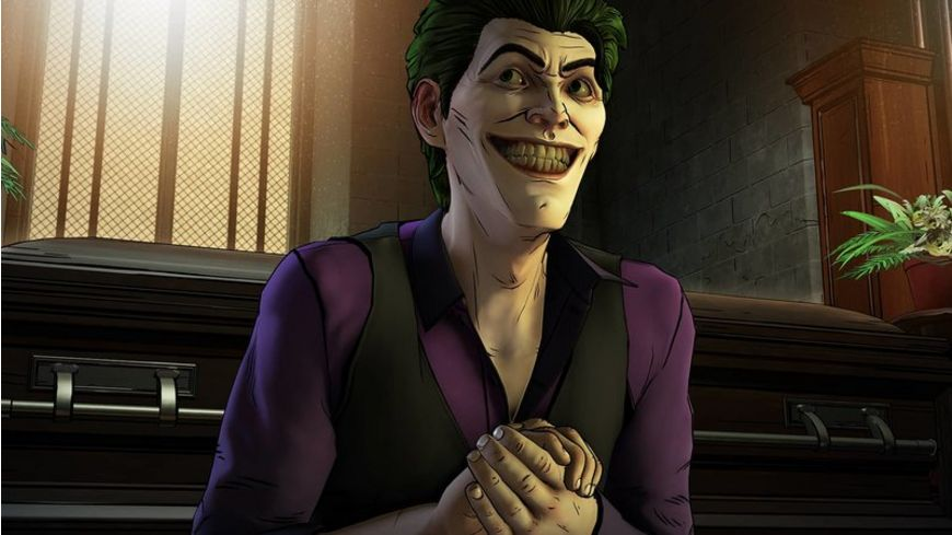 Batman The Telltale Series Feind im Inneren