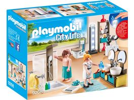 PLAYMOBIL 9268 City Life Badezimmer