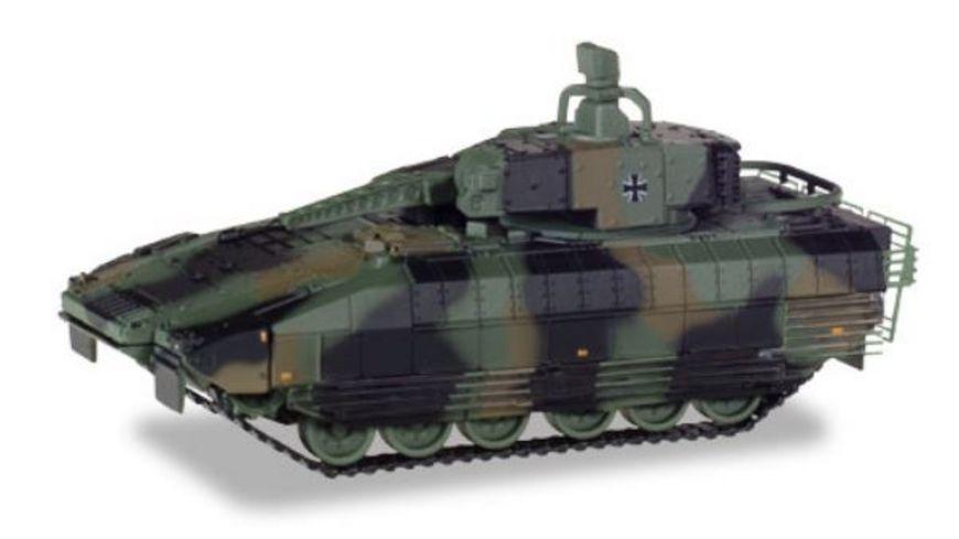 Herpa 745437 Schuetzenpanzer Puma dekoriert