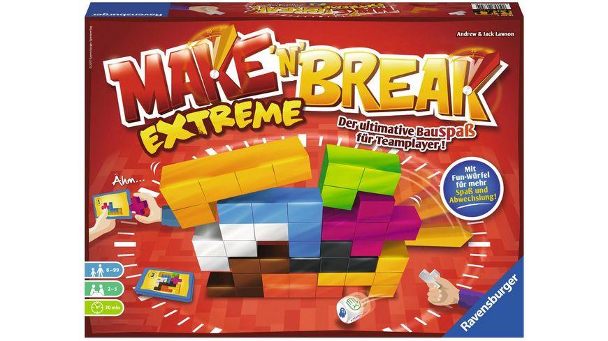 Ravensburger Spiel Make n Break Extreme