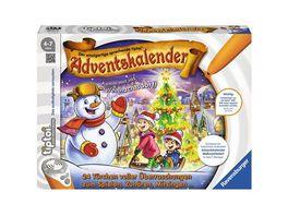 Ravensburger tiptoi Adventskalender das Weihnachtsdorf
