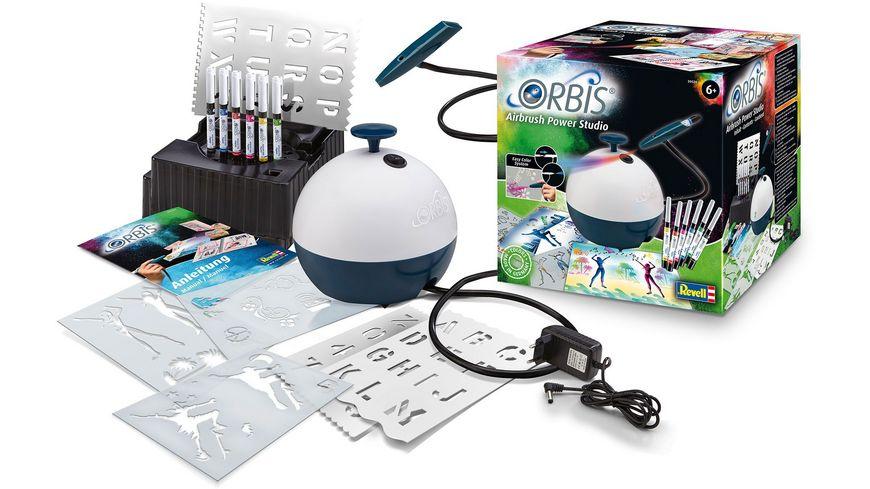 Revell 30020 Orbis Airbrush Power Studio