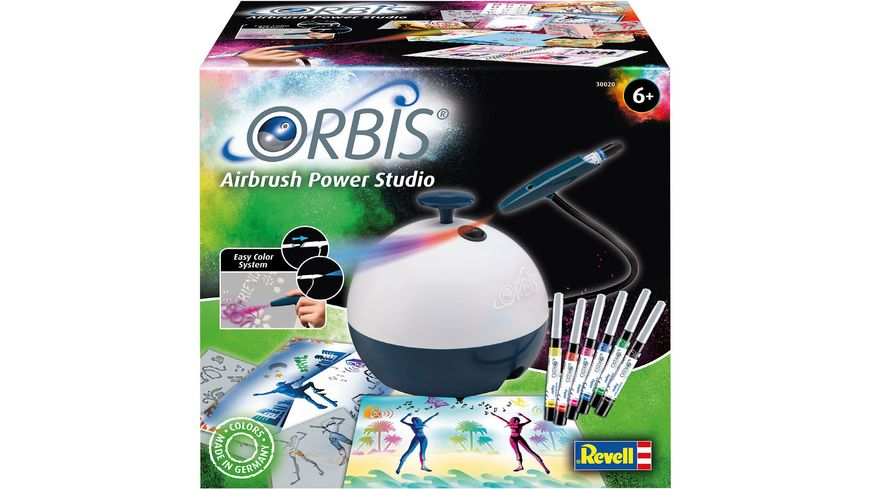 Revell 30020 Airbrush Power Studio
