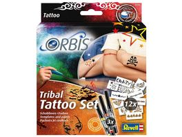 Revell 30308 Orbis Tribal Tatoo Set