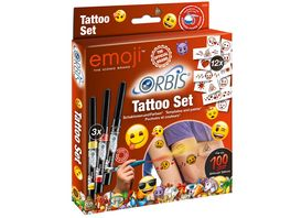 Revell 30309 Emoji Tatoo Set