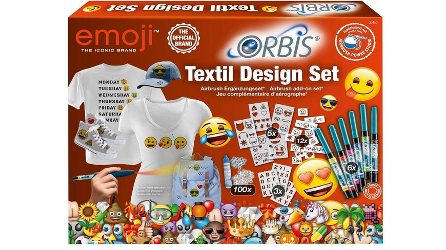 Revell 30452 Orbis Textil Design Set