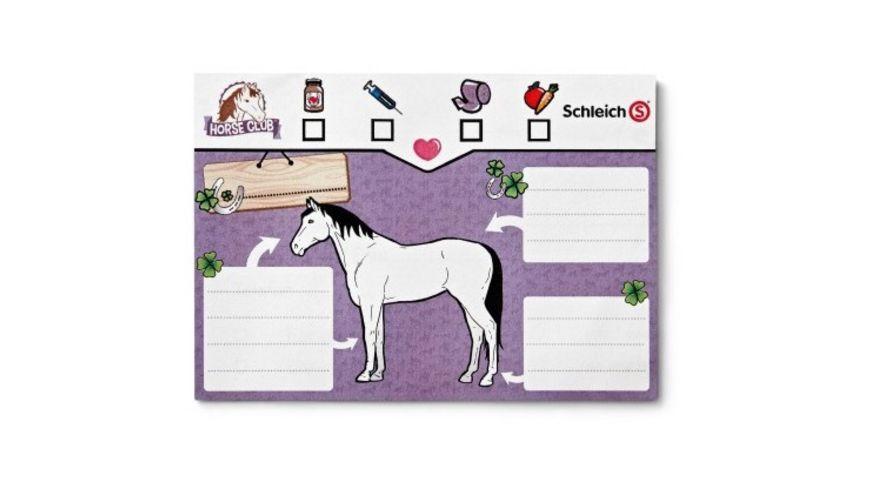 Schleich 42370 Horse Club Mobile Tieraerztin mit Hannoveraner Fohlen