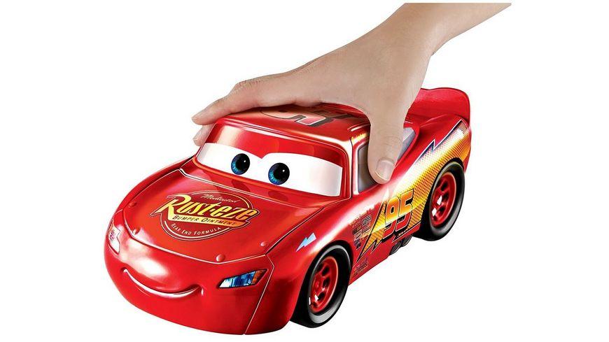 Mattel Disney Cars Cars 3 Verwandlungsspass Lightning McQueen