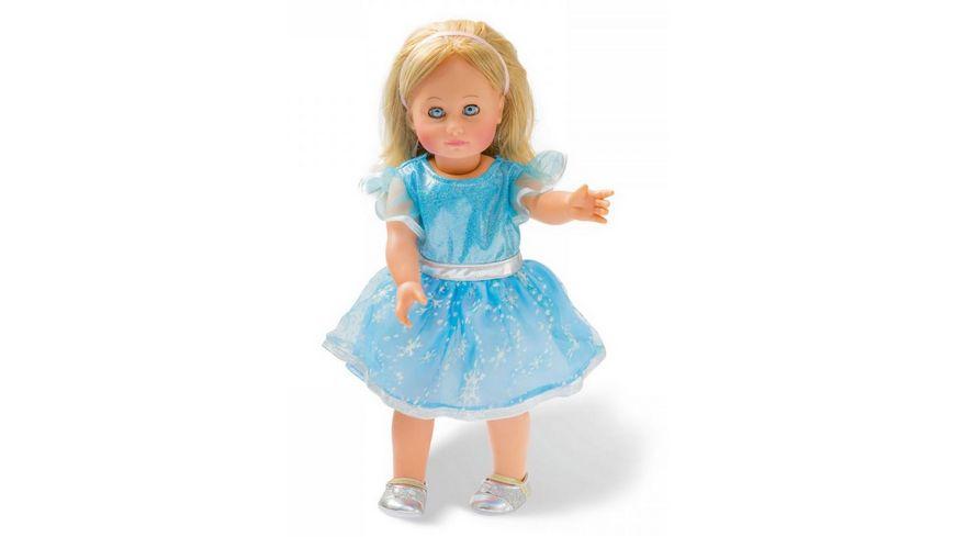Heless Kleid Eisprinzessin GR 35 45 cm