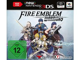 Fire Emblem Warriors New 3DS New 2DS