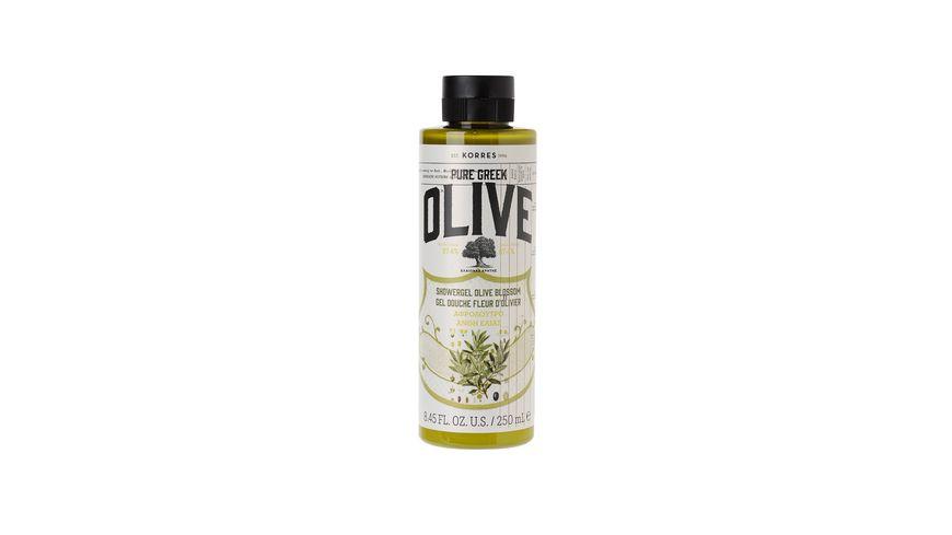KORRES Olive Olive Blossom Duschgel