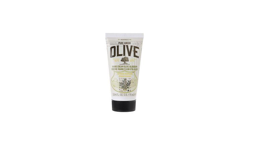 KORRES Olive Olive Blossom Handcreme