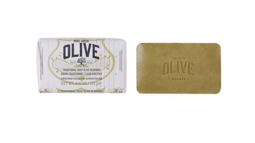 KORRES Olive Olive Blossom Koerperseife