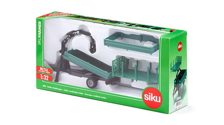 SIKU 2896 Farmer Oehler Kombiwagen