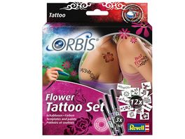 Revell Orbis 30307 Flower Tattoo Set