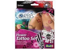 Revell Orbis 30307 Flower Tattoo Set