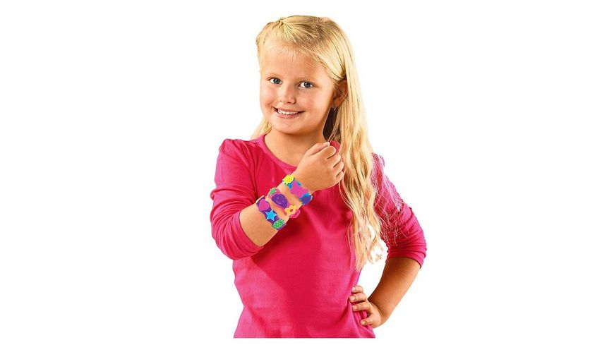SES Creative Klettband Armbaender