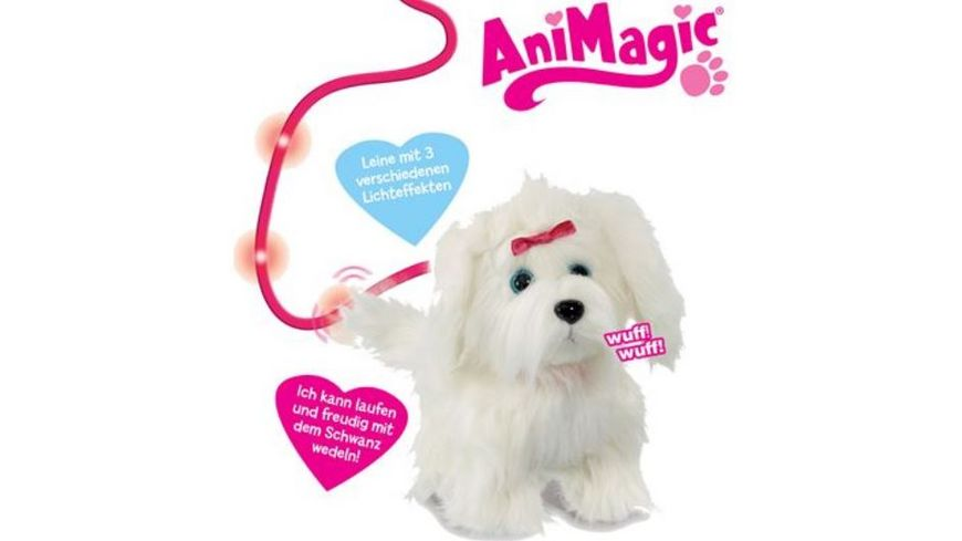 Goliath Toys Animagic Fluffy Hund