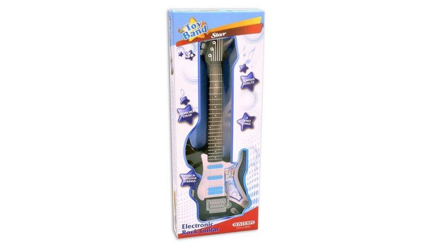 Bontempi Fender Style Elektronische Gitarre