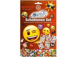Revell Orbis 30224 Schablonen Set Emoji