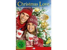Christmas Love Weihnachten Liebe und Romantik 2 DVDs