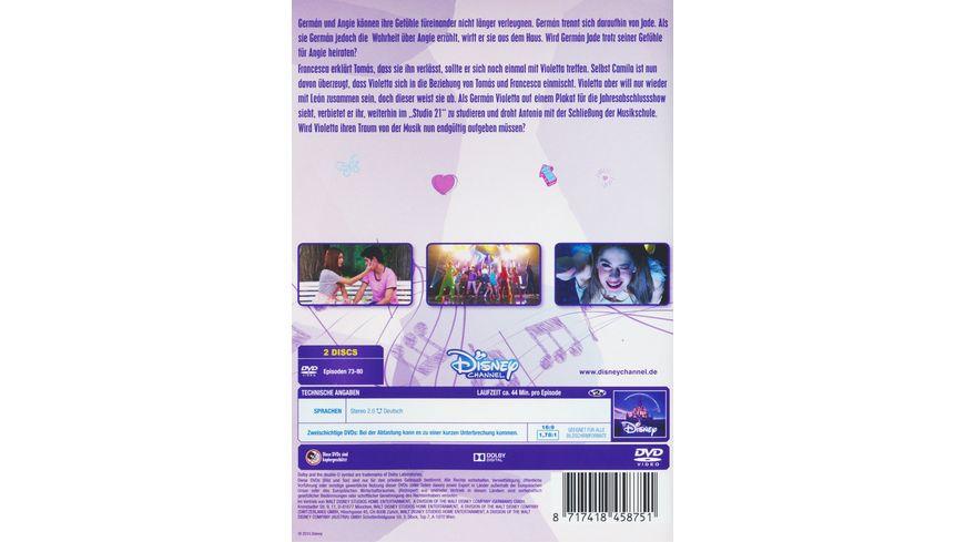Violetta Staffel 1 10 2 DVDs
