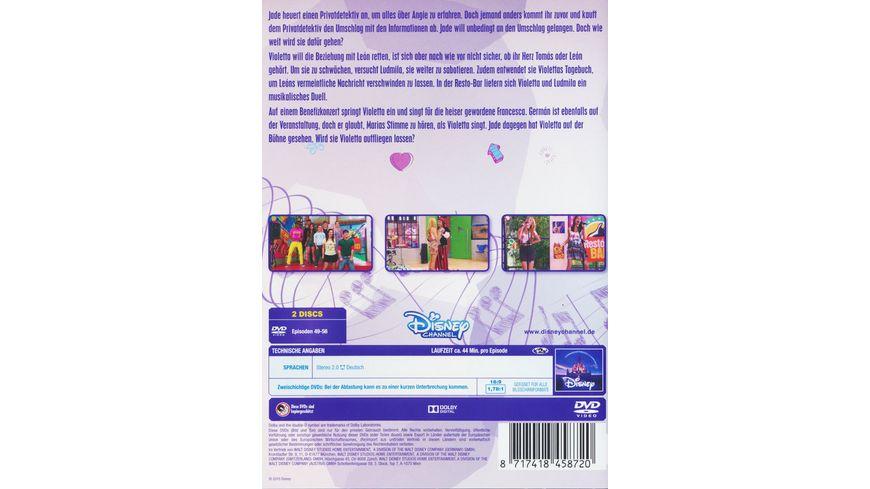 Violetta Staffel 1 7 2 DVDs