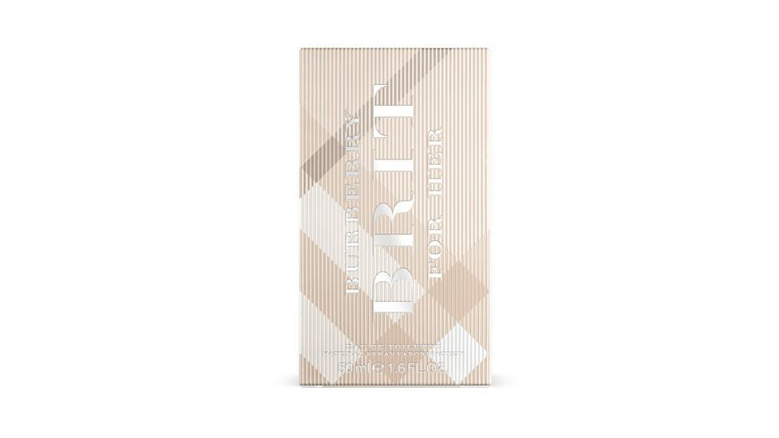 BURBERRY BRIT FOR HER Eau de Toilette Natural Spray