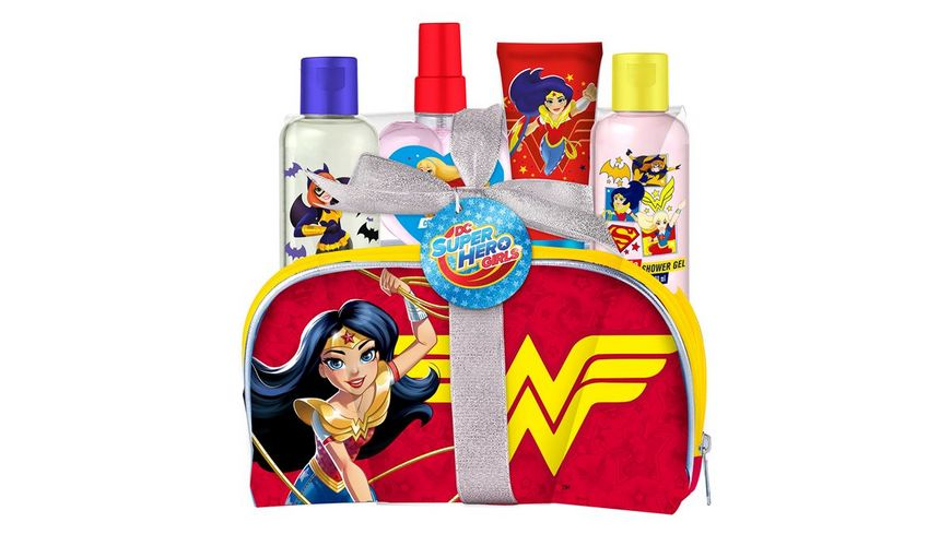 Empeak DC Super Hero Girls Kosmetiktaeschchen