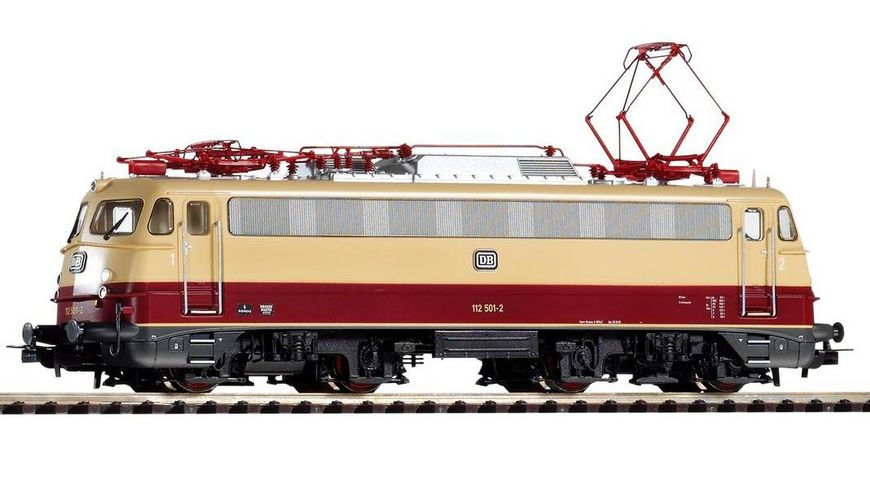 PIKO 51805 E Lok 112 501 2 Wechselstromversion
