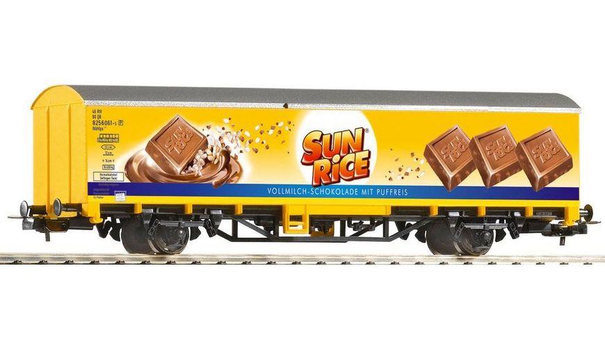 PIKO 58730 Gedeckter Gueterwagen Sun Rice