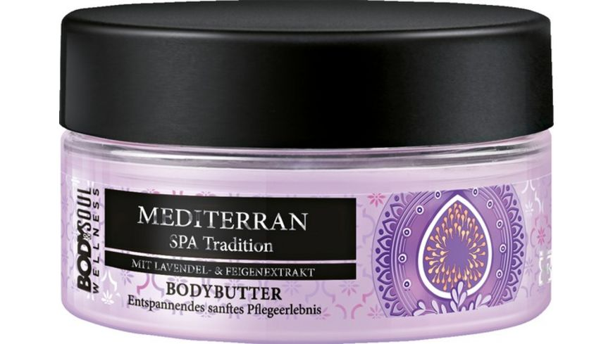 BODY SOUL Bodybutter Mediterran