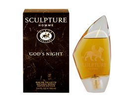 NICOS Sculpture God s Night Eau de Toilette