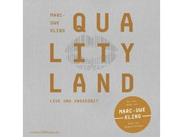 Marc Uwe Kling Qualityland Graue Edition