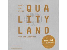 Marc Uwe Kling Qualityland Graue Edition