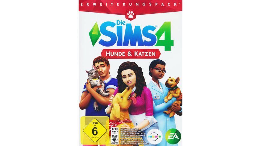 Die Sims 4 Hunde Katzen Add On CIAB