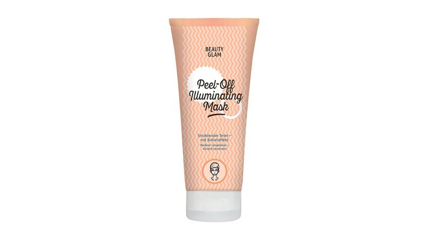 BEAUTY GLAM Peel Off Illuminating Mask