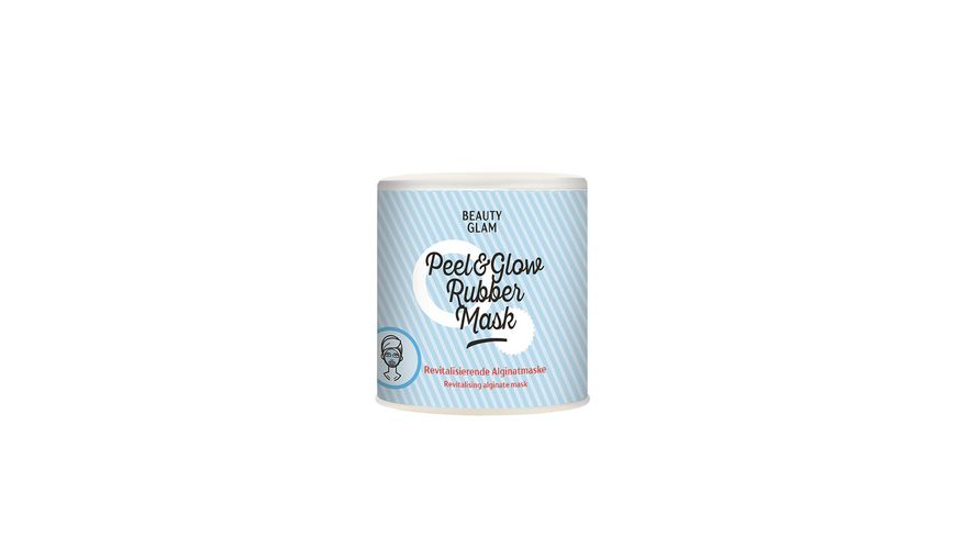 BEAUTY GLAM Peel Glow Rubber Mask