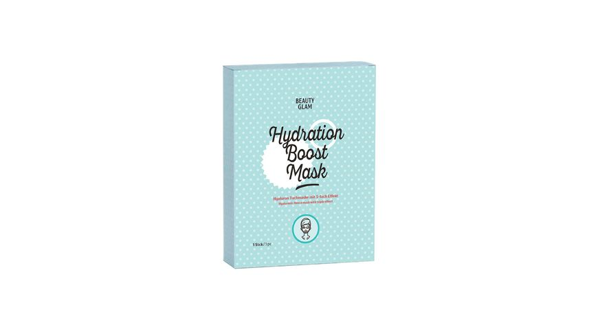BEAUTY GLAM Hydration Boost Mask