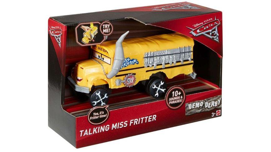 Mattel Disney Cars Cars 3 Ms Fritter