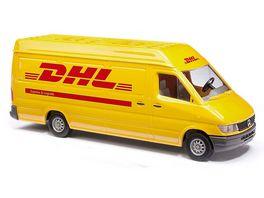 BUSCH 47851 Mercedes Benz Sprinter DHL 1 87