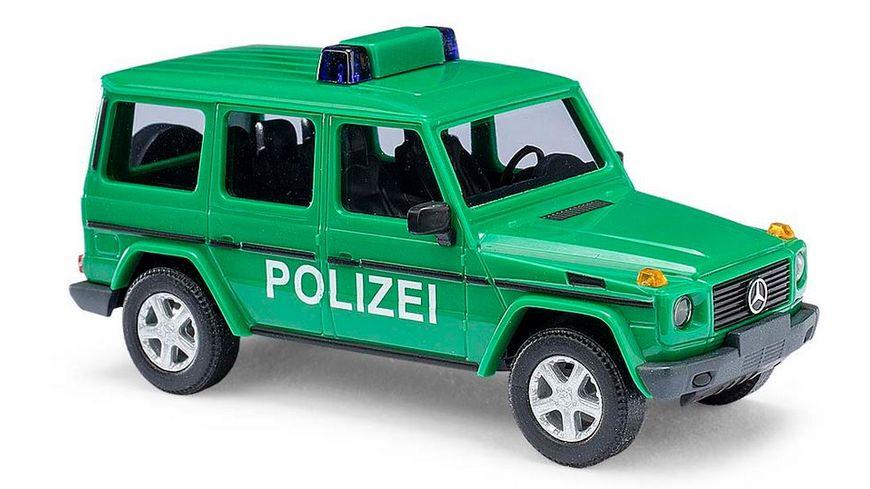 Busch 51410 Mercedes Benz G Klasse 90 Polizei