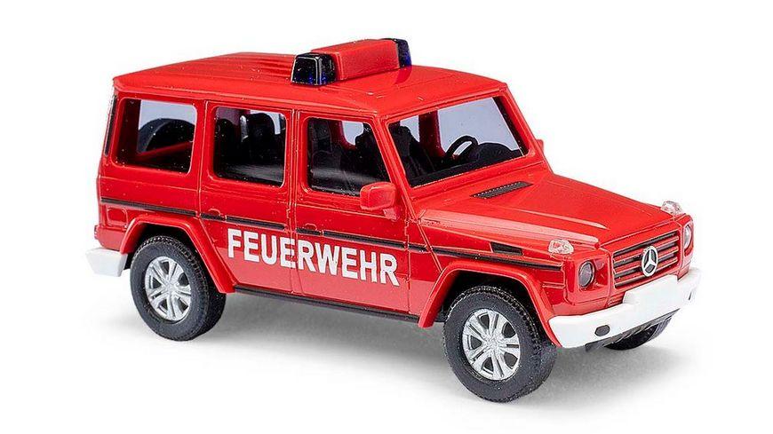 Busch 51459 Mercedes Benz G Klasse 08 Feuerwehr