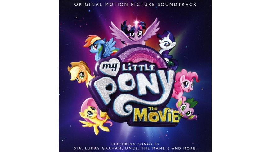 My Little Pony The Movie Original Motion Picture