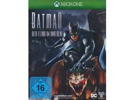 Batman The Telltale Series Feind im Inneren