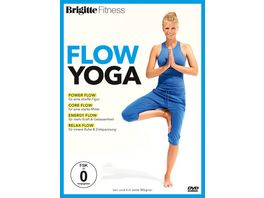 Brigitte Flow Yoga Dynamisches Yogatraining im Fluss