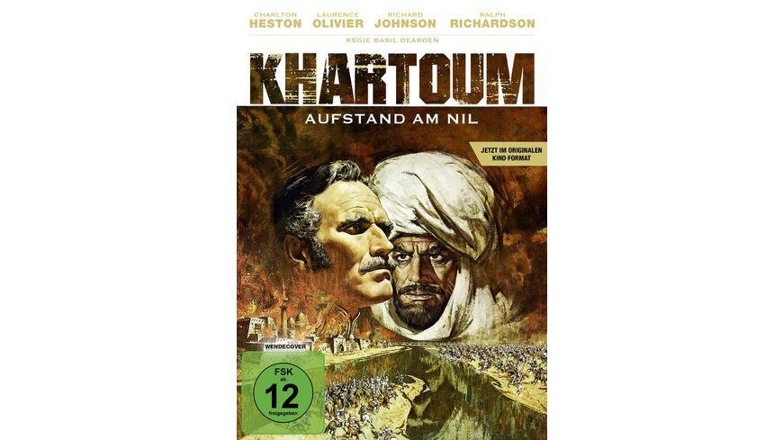 Khartoum Aufstand am Nil