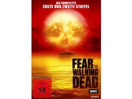 Fear the Walking Dead Staffel 1 2 6 DVDs